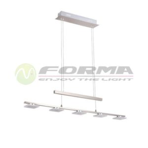 LED visilica 5X5W F2200-5V Cormel FORMA