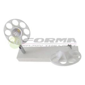 LED zidna lampa 2x5W LZ100-2 Cormel FORMA