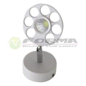 LED zidna lampa 5W LZ100-1 Cormel FORMA