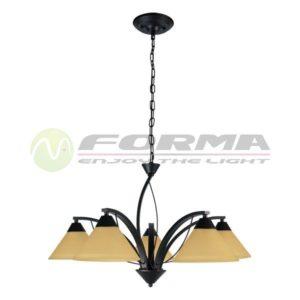 Luster 5xMax. 60W RL7101-5 Cormel FORMA