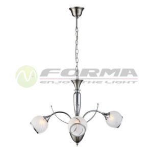 Luster G9 3xMax. 40W FG901-3L Cormel FORMA