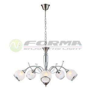 Luster G9 5xMax. 40W FG901-5L Cormel FORMA