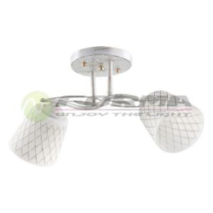 Plafonska lampa 2xMax. 60W E27 MD2726-2 Cormel FORMA Cormel FORMA