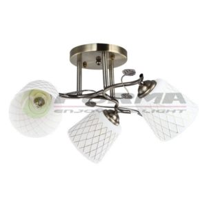 Plafonska lampa 3xMax. 60W E27 MD2727-3 Cormel FORMA