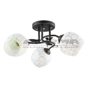 Plafonska lampa 3xMax. 60W E27 MD2729-3 Cormel FORMA Cormel FORMA