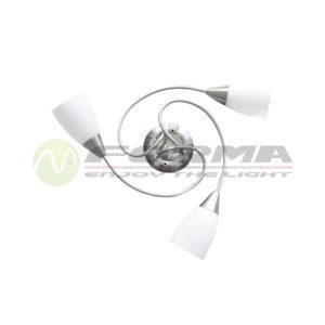 Plafonska lampa E27 3xMax. 60W MD2707-3 Cormel FORMA