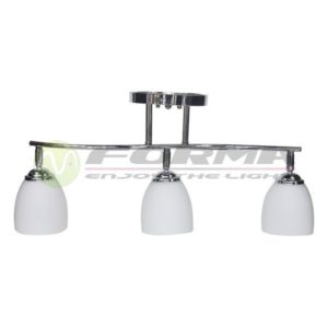 Plafonska lampa E27 3xMax. 60W MD2724-3 CH Cormel FORMA