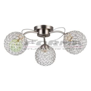 Plafonska lampa E27 3xMax. 60W MD2732-3 Cormel FORMA