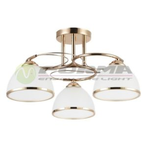 Plafonska lampa E27 3xMax. 60W MD2735-3 Cormel FORMA