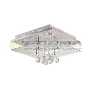 Plafonska lampa G9 5xMax. 40W F9009-5C Cormel FORMA