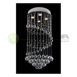 Plafonska lampa kristal FG129-4V 35W Cormel FORMA