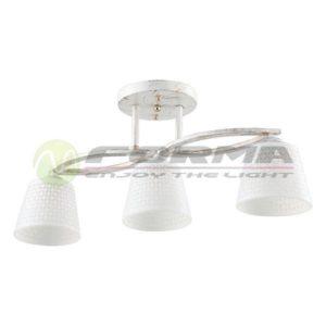 Plafonska lampa MD2725-3 CH E27 3xMax. 60W Cormel FORMA