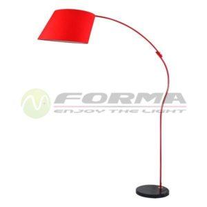 Podna lampa 1xE27 Max. 60W F7106-1F RD Cormel FORMA