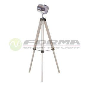 Podna lampa E14 Max. 40W F7116-1F CH Cormel FORMA