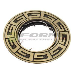 Rozetna G5,3GU10 Max. 50W CFR1005GB Cormel FORMA