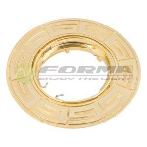 Rozetna G5,3GU10 Max. 50W CFR1005SG Cormel FORMA