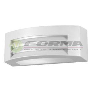 Spoljna zidna lampa E27 Max. 60W S4106 WH Cormel FORMA