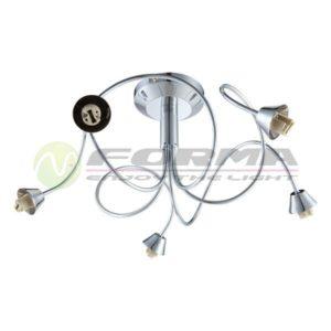 Spot lampa G9 5xMax. 40W FG90X-5P Cormel FORMA