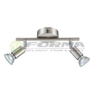 Spot lampa GU10 2xMax. 50W FG101-2 Cormel FORMA
