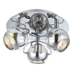 Spot lampa GU10 3xMax. 50W FG104-3R Cormel FORMA