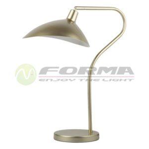 Stona lampa 1xE27 Max. 60W F7105-1T GD Cormel FORMA