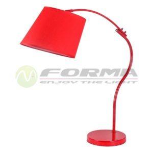Stona lampa 1xE27 Max. 60W F7106-1T RD Cormel FORMA