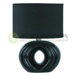 Stona lampa E14 Max. 40W SK4005 BK Cormel FORMA