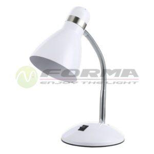 Stona lampa E27 Max. 60W FD7001-1T WH Cormel FORMA