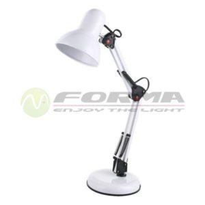Stona lampa E27 Max. 60W FD7003-1T WH Cormel FORMA