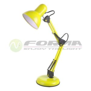 Stona lampa E27 Max. 60W FD7003-1T YE Cormel FORMA
