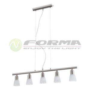 Viseća lampa E14 5xMax. 40W FE401-5V Cormel FORMA