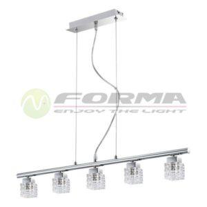 Viseća lampa G9 5xMax. 40W FG903-5V Cormel FORMA