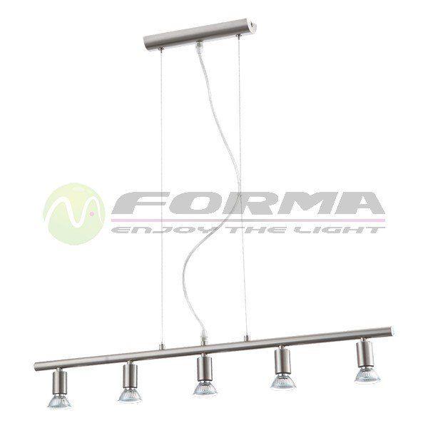 Viseća lampa GU10 5xMax. 50W FG101-5V Cormel FORMA