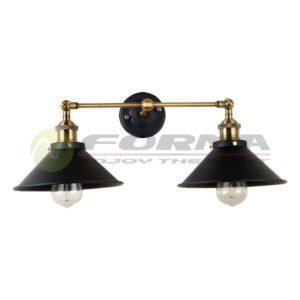 Zidna lampa E27 Max. 60W F7207-2Z Cormel FORMA