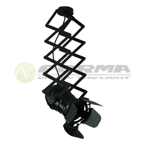 Zidna lampa Max. 60W E27 F7260-1Z Cormel FORMA