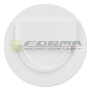 Zidna LED lampa 1W LU-02-1 WH Cormel FORMA