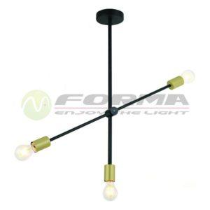 Plafonska lampa 3xE27 F7263-3C Cormel FORMA